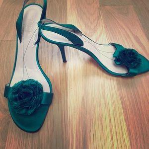 Gorgeous green Kate spades